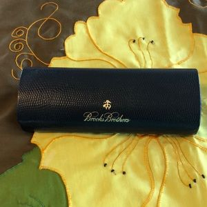 Brooks Brothers Eye glass case